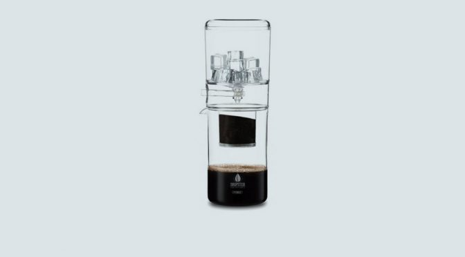 DRIPSTER – ein kompakter Cold Drip Coffee Maker