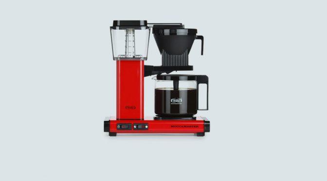 Moccamaster Kaffeemaschine – der gesunde Kaffee