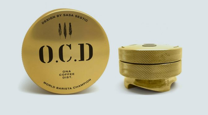 OCD V2: Ona Coffee Distributor in neuer Version