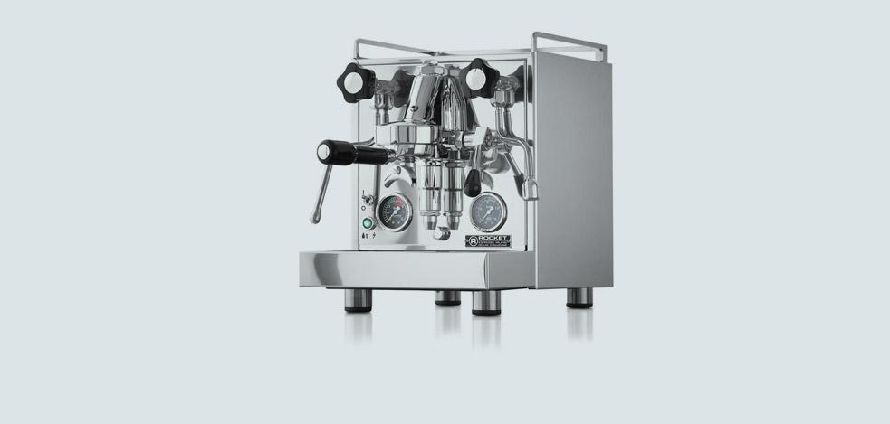 Rocket Cellini Premium Plus V2 - Professionelle Zubereitung von leckerem Espresso
