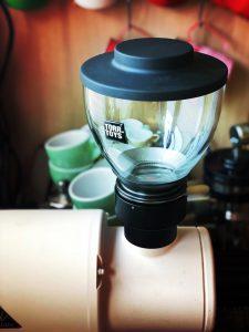 Glas Hopper für die EK43S von TORR TOYS