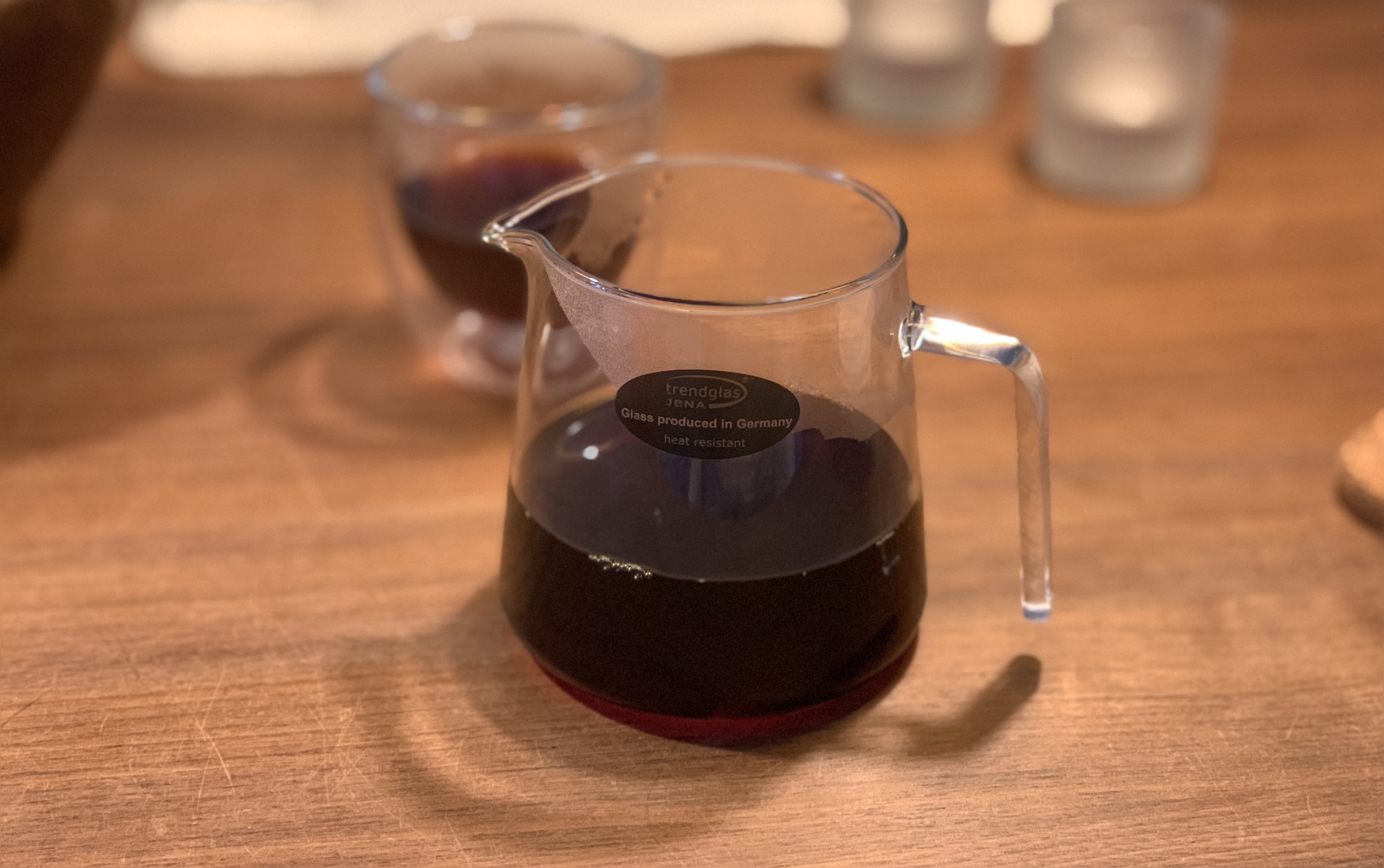 Trendglas Jena – tolle Produkte für Kaffee- und Tee-Liebhaber