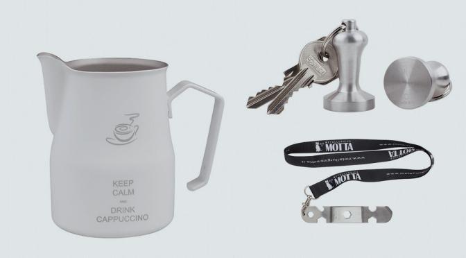 Tools für den Barista – Neue Produkte von Motta Metallurgica