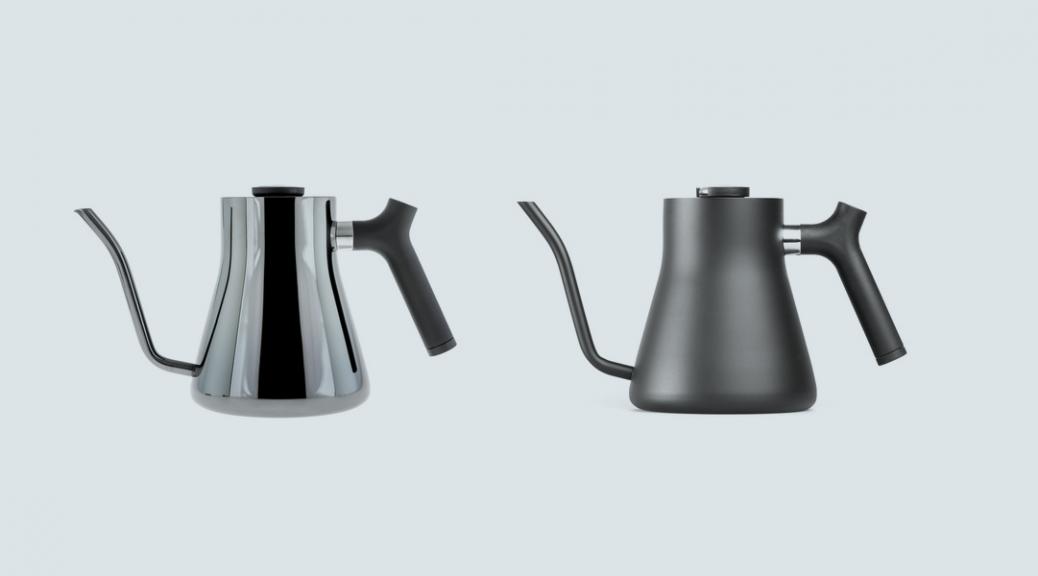 Fellow Stagg - Wasserkessel für Filterkaffee mit Thermometer