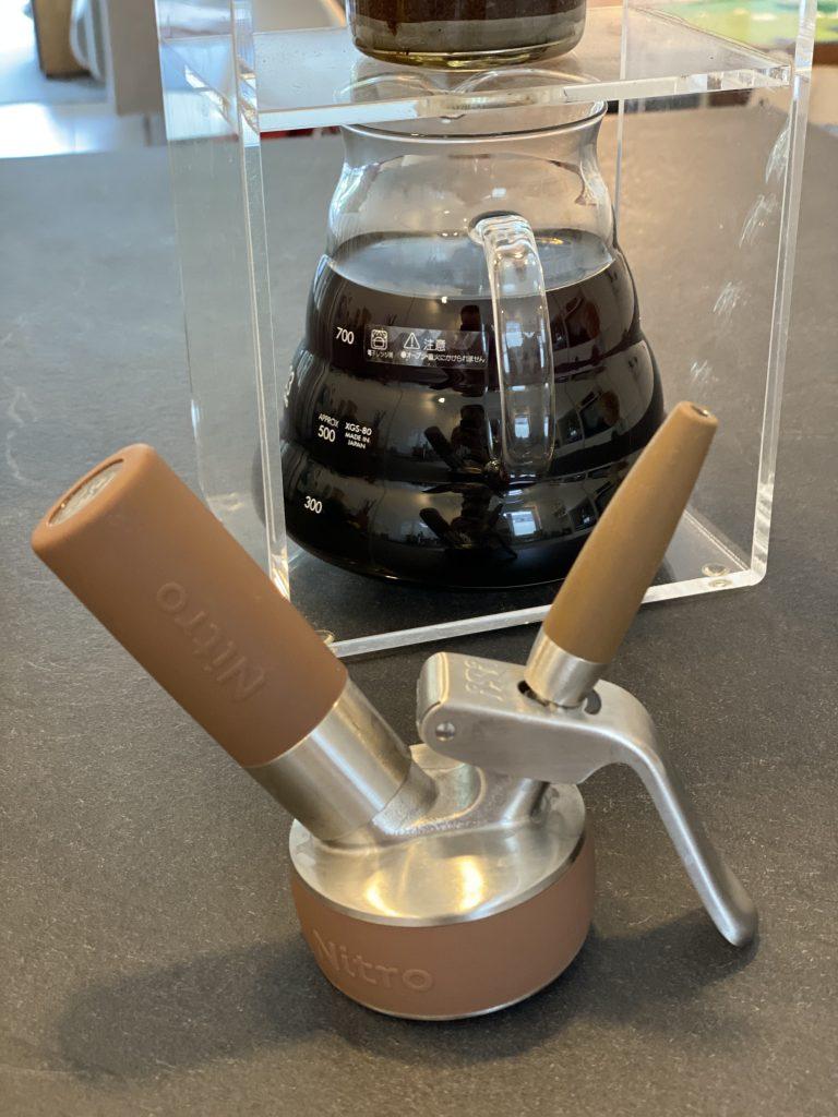 iSi Nitro - Cold Brew Kaffee mit Stickstoff