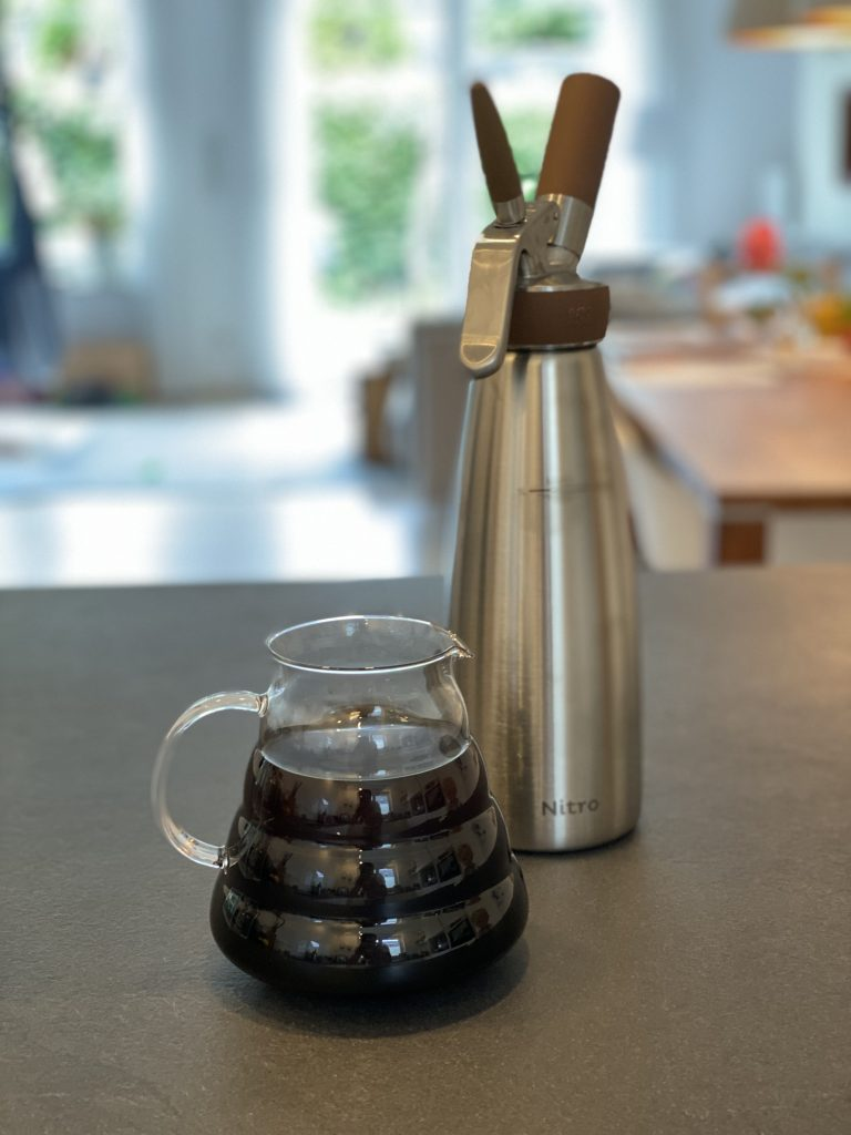 iSi Nitro - Nitro Kaffee